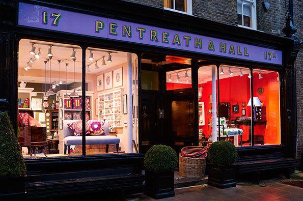 pentreath hall hipshops in london. Black Bedroom Furniture Sets. Home Design Ideas