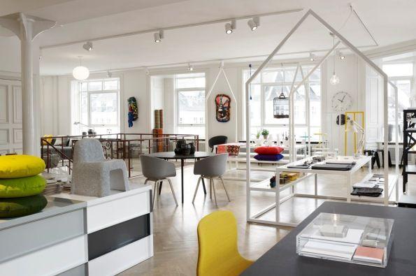 Hay Design House A Copenhagen : Hay house hipshops in copenhagen