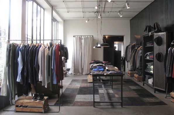 Hipshops A Smart Compilation Of Concept Stores From